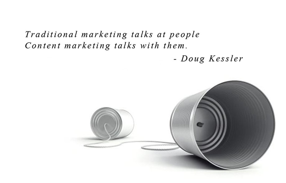 Content Marketing - the present and future of digital marketing