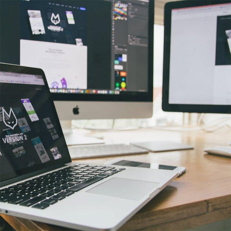 Web development company for digital solutions
